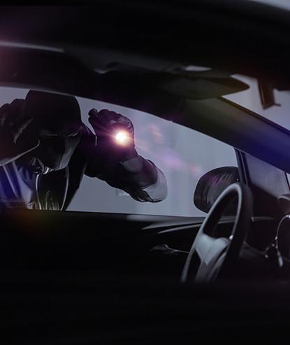 Oregon State Auto Theft