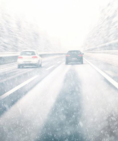 Driving in Hazardous Weather