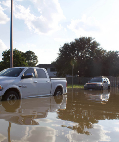 Avoid Buying a Flooded Vehicle