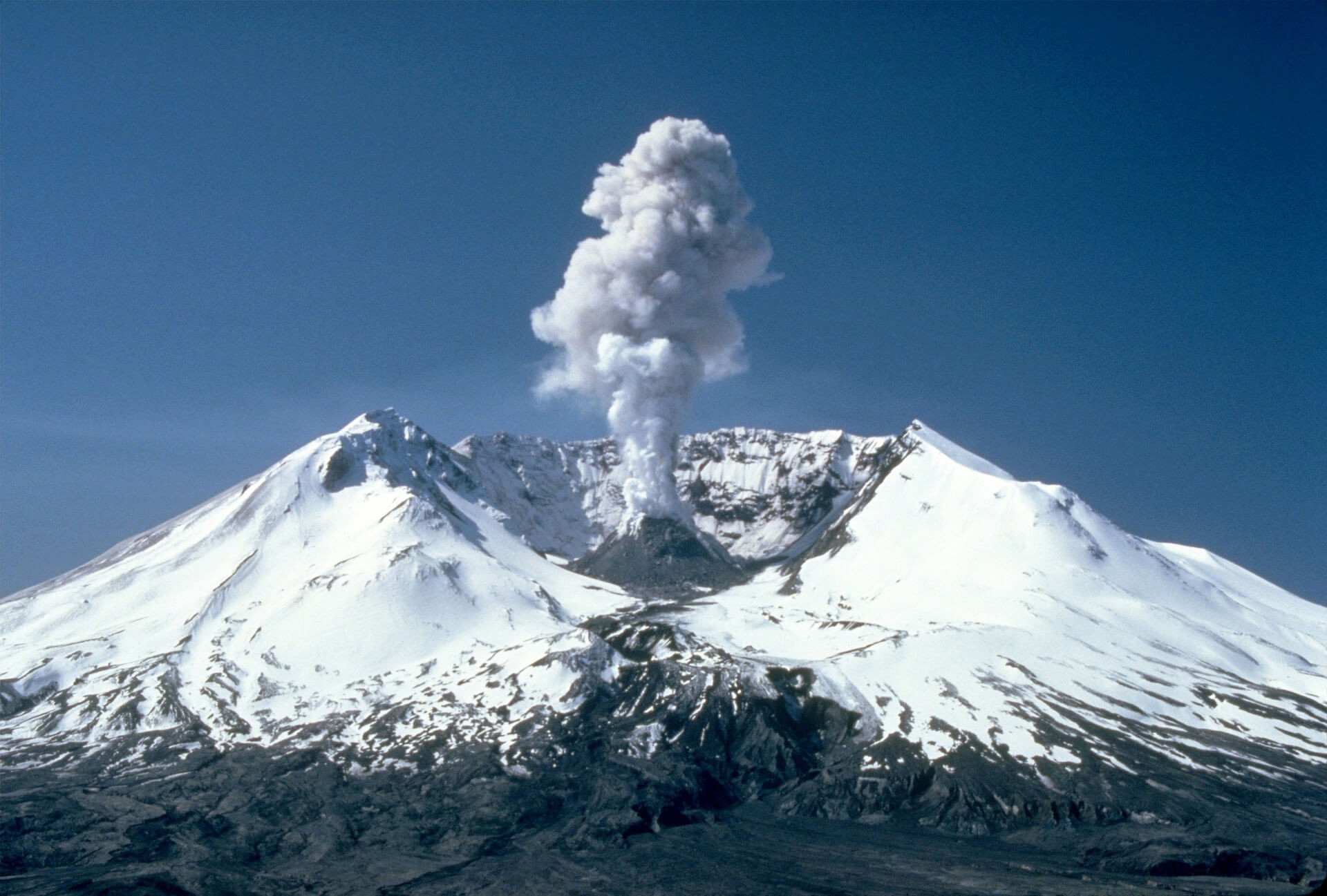Mount St. Helens Anniversary