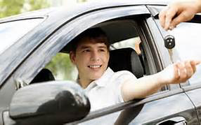 Cars and Teens
