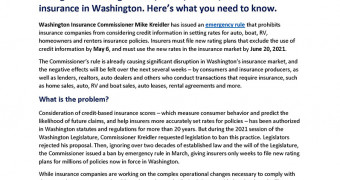 Credit and Insurance Rates